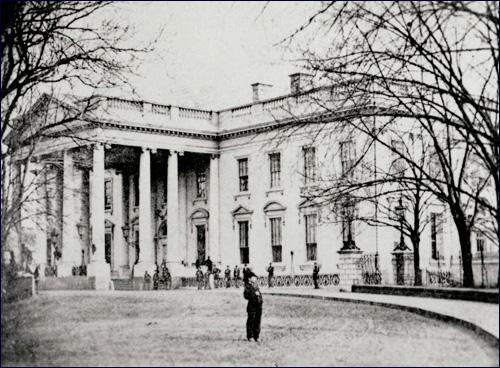 White House The Civil War